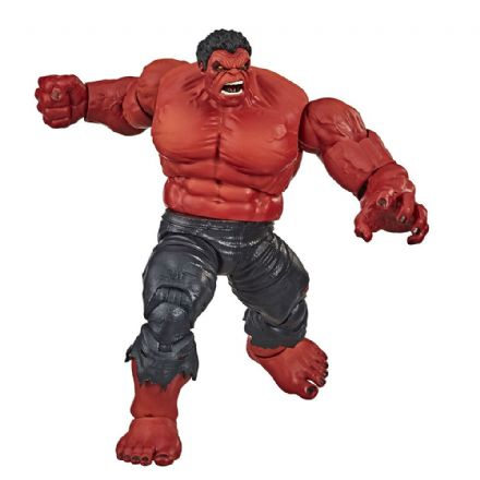 Hasbro Marvel Legends Red Hulk Action Figure